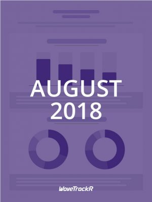 August 2018 WaveTrackR Report