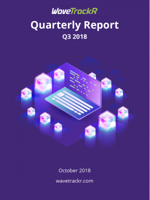 WaveTrackR Quartely Q3 2018 Report