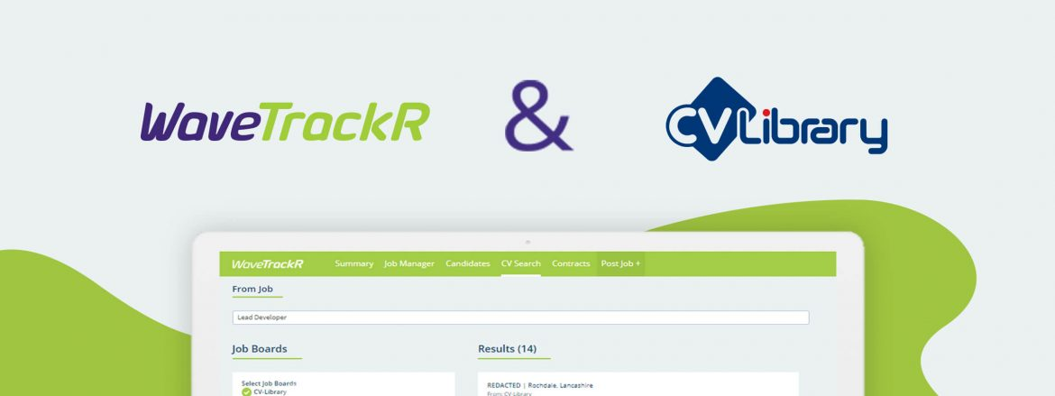Access CV-Library Database from WaveTrackR