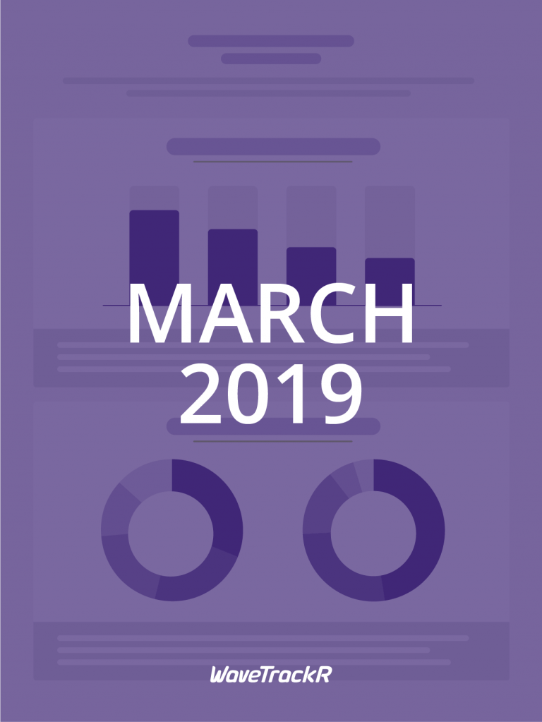WaveTrackR March 2019 Report