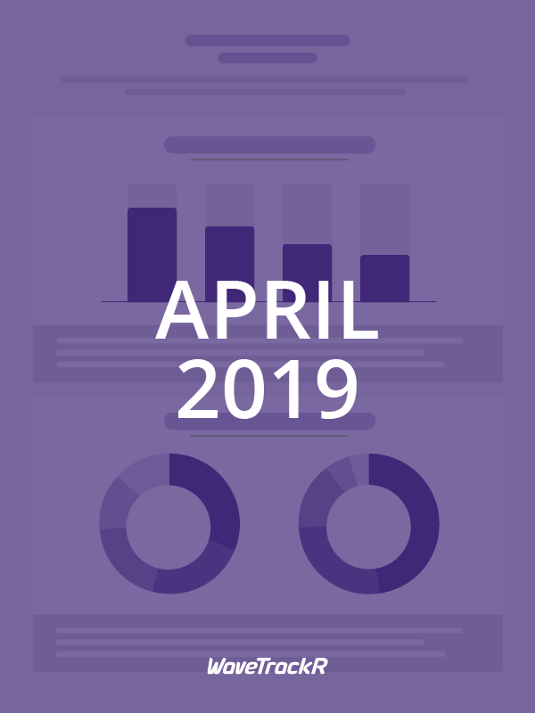 WaveTrackR April 2019 Report