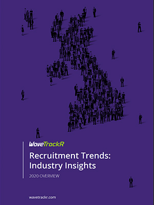 Cover of WaveTrackR Recruitment Trends: Industry Insights